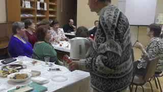 Евгений Буличев и все все все,2.Её Величество Женщина! Библиотека,филиал №1. 10.03.2018