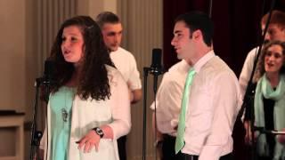 Neshima (Chen Aharoni and Esti Ginzburg) - UMD Kol Sasson - 2013 Final Concert