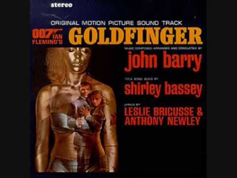 Goldfinger Golden Girl