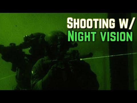 Civil War 2  SHOOTING w/ NIGHT VISION