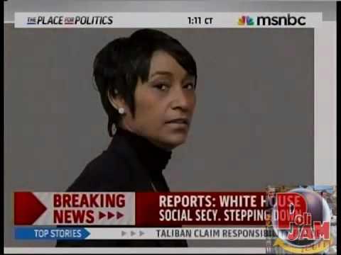 CRASHERGATE: White House Social Secretary Desiree Rogers to Step Down