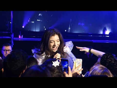 Lorde - Team – Live in Oakland