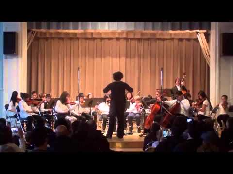 Mango Tango - Mary Louise Curtis Branch Junior Orchestra, Settlement Music School