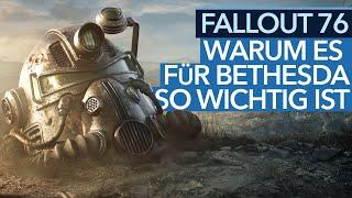 Bethesda spielt mit Fallout 76 auf Risiko