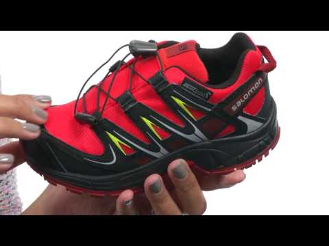 Salomon Kids Xa Pro 3D Cswp (Toddler/Little Kid)  SKU:8546044