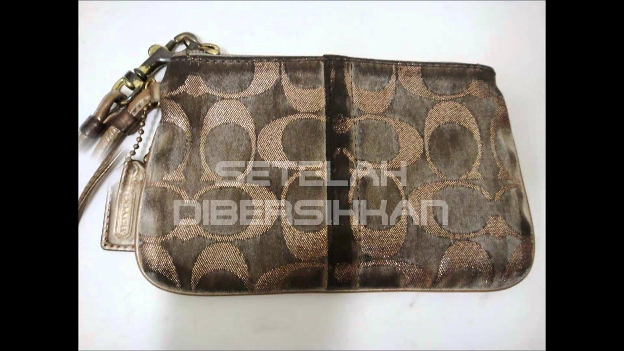 80534f262d1 Cuci Handbag   Prima Laundry Sri Gombak - YouTube