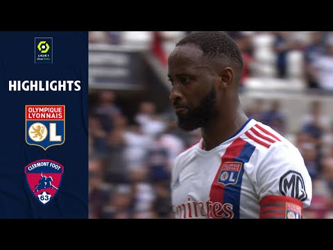 Lyon Clermont Goals And Highlights