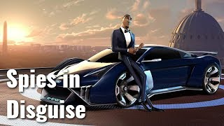Spies in Disguise Soundtrack Tracklist - EP | Spies in Disguise (2019) Animated comedy film