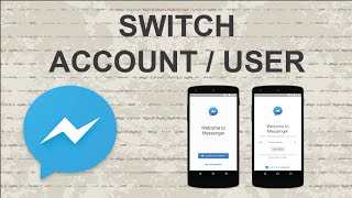 How to switch account on Facebook Messenger | Mobile App Video