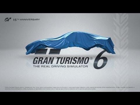 Gran Turismo 6 official trailer (GT6 trailer-PS4)