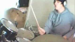 Drumming to Going Mobile (The Who - Who