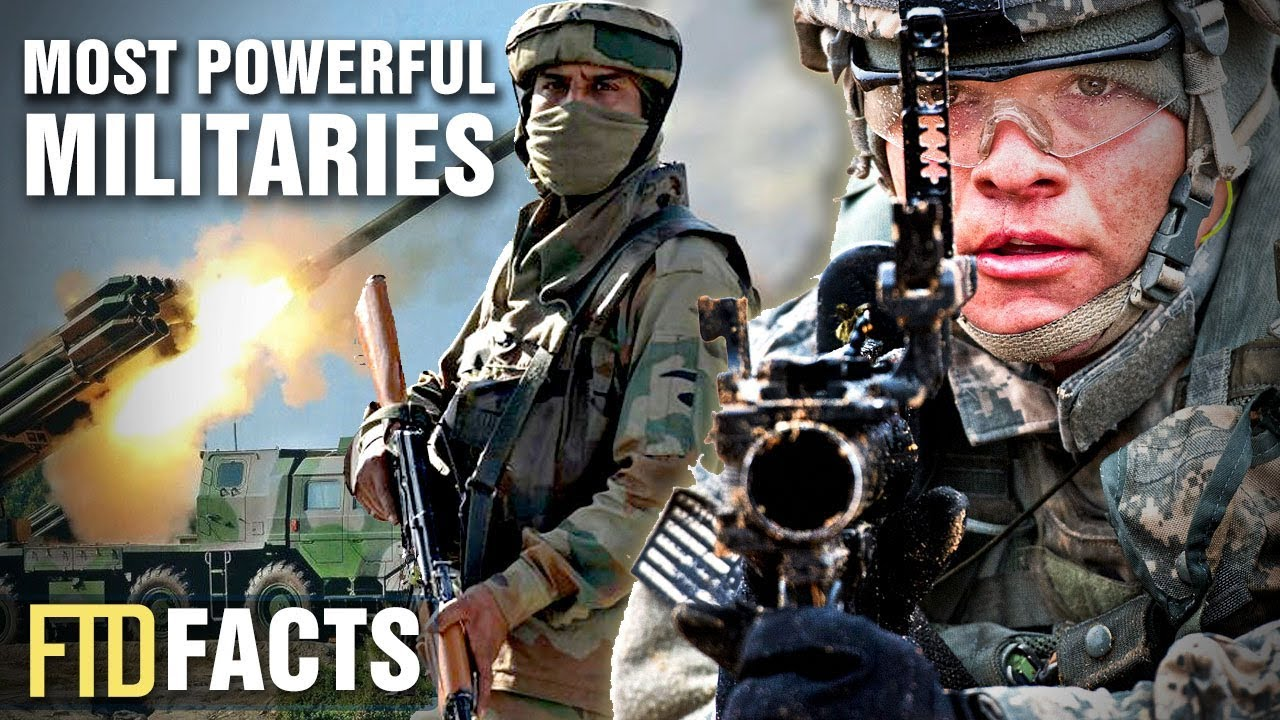 Most Powerful Militaries In The World YouTube - World's 4th most powerful country pakistan