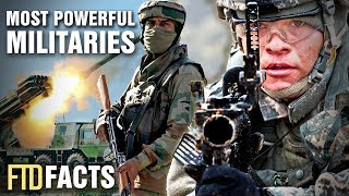 5 Most Powerful Militaries In The World