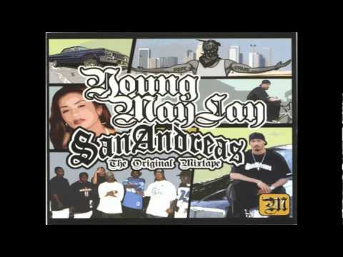 Young Maylay - Inna Ghetto feat. King T, Da Homie E & Bad Azz
