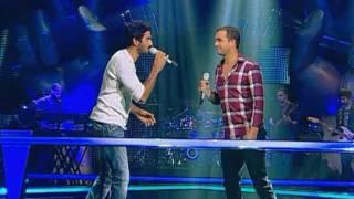 ישראל The Voice - צחי הלוי VS רועי כהן  - אהבה קצרה