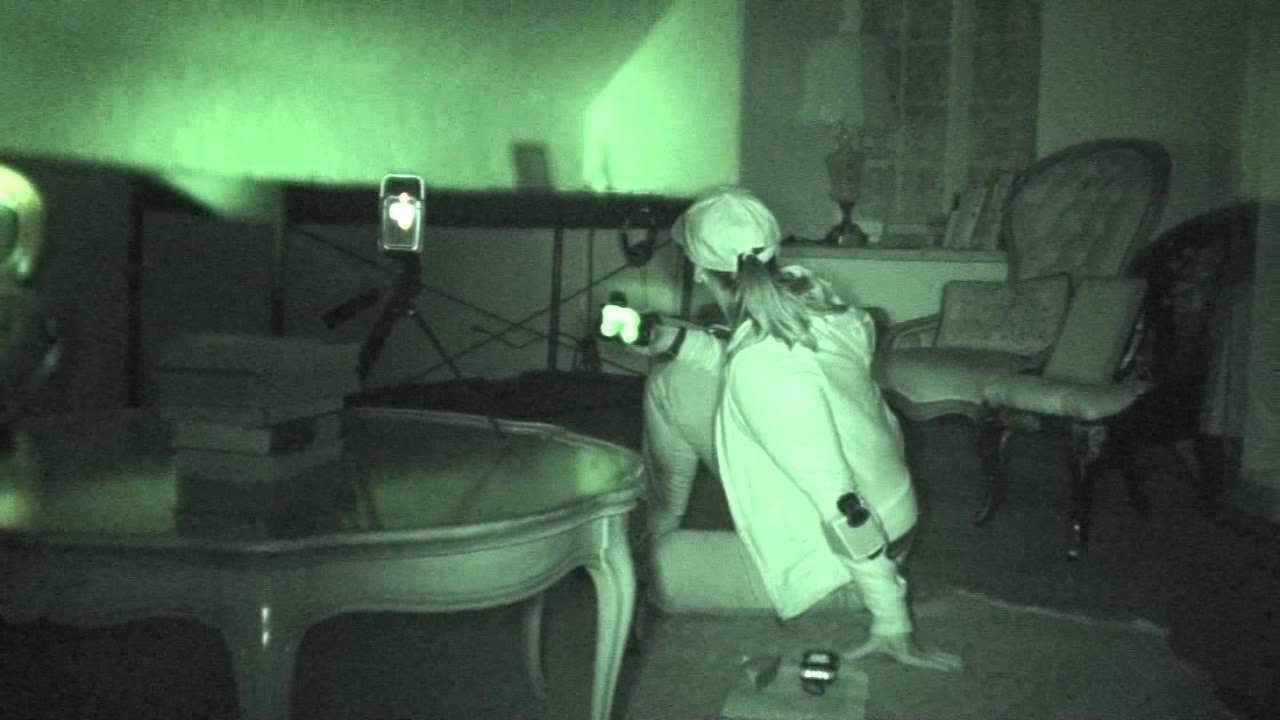 paranormal maison