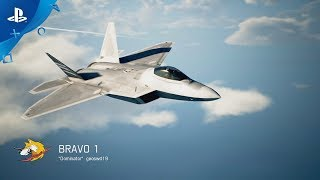 Ace Combat 7 Skies Unknown - Multiplayer Trailer