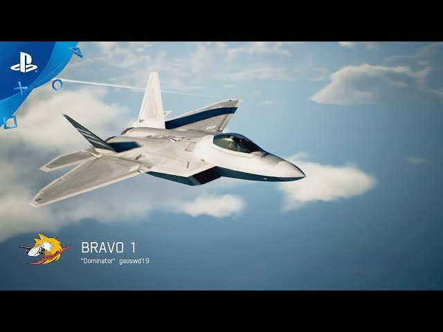 Ace Combat 7: Skies Unknown - Multiplayer Trailer | PS4, PS VR