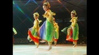 Tari Batin Kemuning - Delegasi Riau