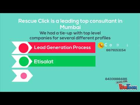 We Provide Free Job Placement for all Profiles | Rescue Click Mumbai top Leading Consultancy