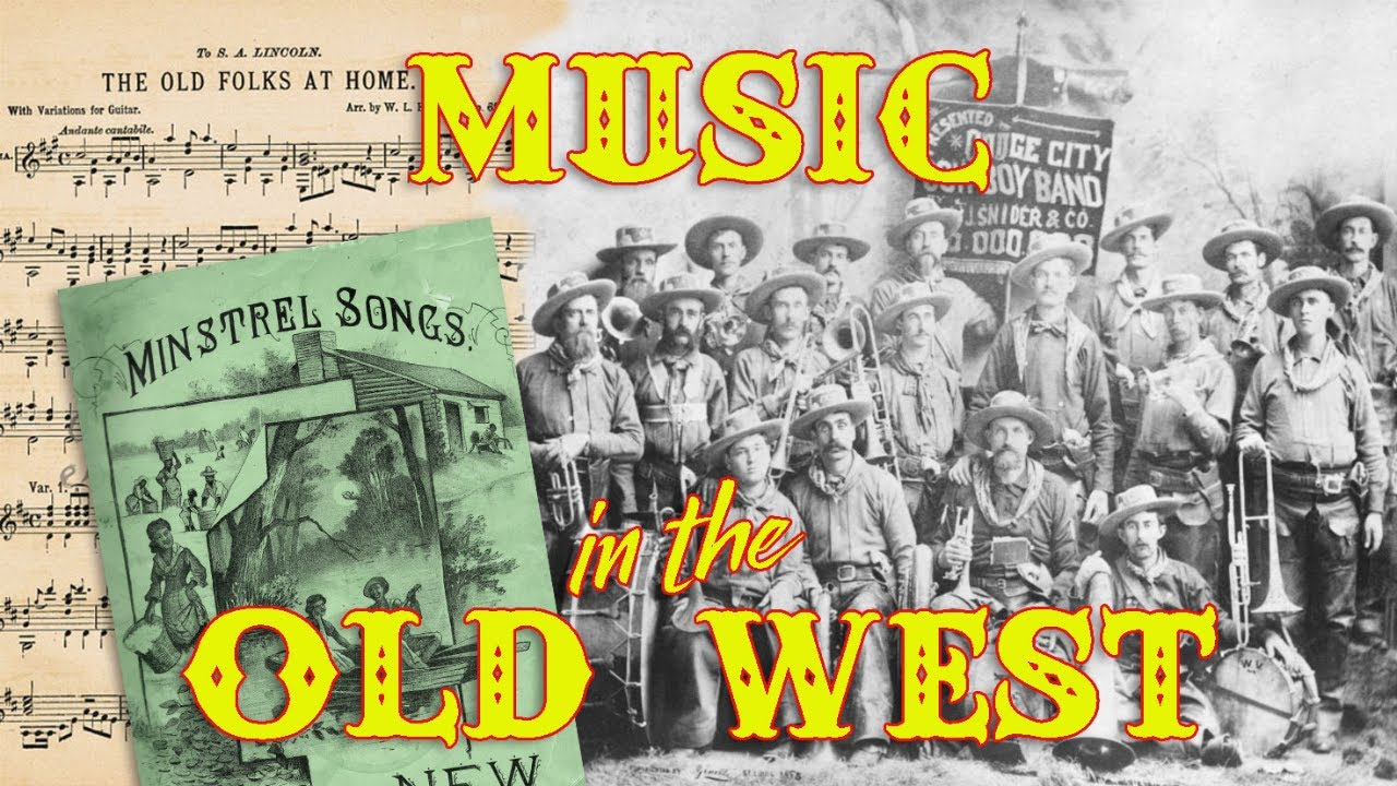 Cowboy Songs & Frontier Ballads – Legends of America