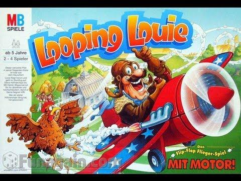 Loopin Louie - Board James (Episode 13)