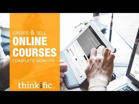 How to Create and Sell an Online Course - The Complete Guide