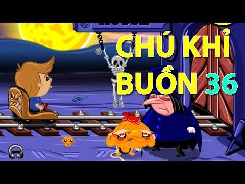 Game chú khỉ buồn 36 - Video hướng dẫn chơi game 24h