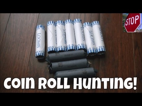 COIN ROLL HUNTING ($20.00 NICKELS) SWEET US MINT ERROR FOUND!