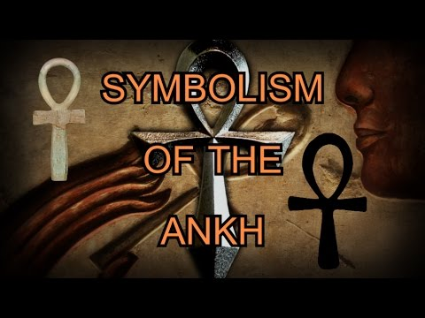 Symbolism Of The Ankh The Key Of Life Occult Unmasked John