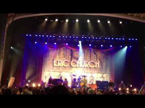 Eric Church, Springsteen
