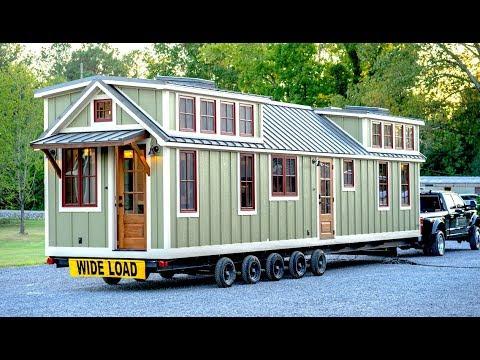 Masterfully Built 42' Tiny House
