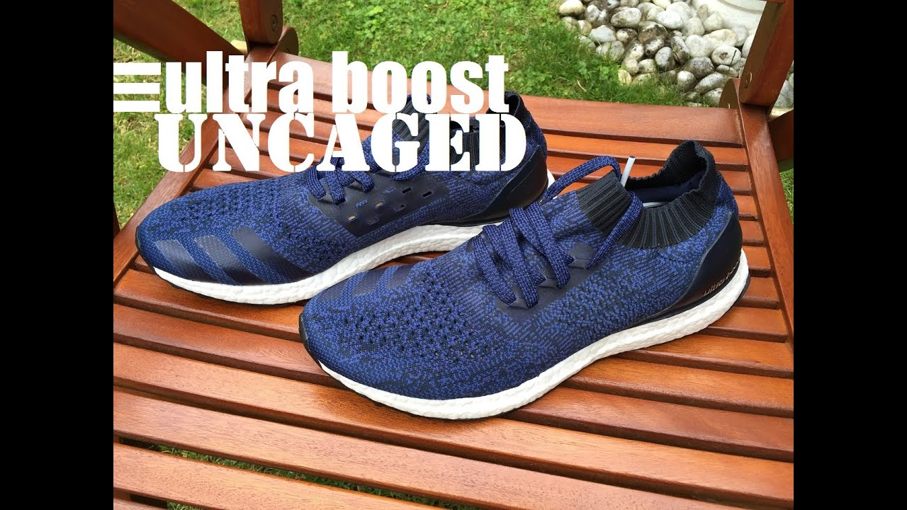 Adidas Ultra Boost Uncaged Blue