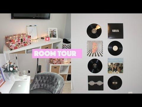 MY AESTHETIC NEW ROOM TOUR