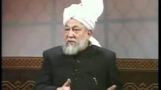 Liqa Ma'al Arab #117 Question/Answer English/Arabic by Hadrat Mirza Tahir Ahmad(rh), Islam Ahmadiyya