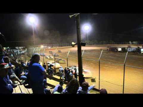 SECA crate race harris speedway 5/24/15