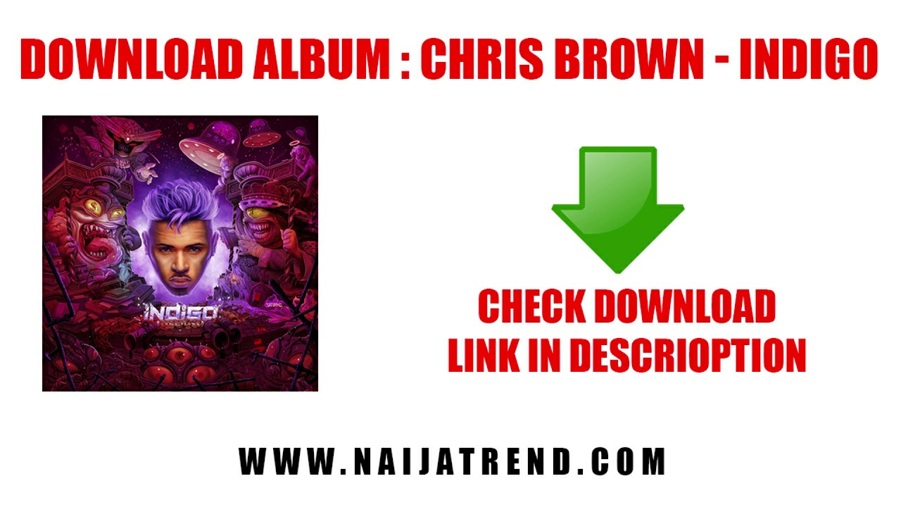 chris brown indigo album free download zip