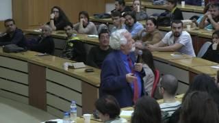 Prof.Dr. Ali DEMİRSOY : Evrim Öğretisi Uygarlaşmak İçin Neden Gereklidir? - ODTÜ DAS 2016