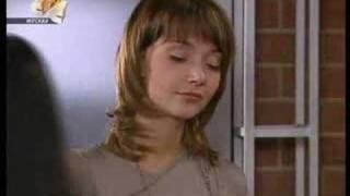 Первый поцелуй Лили и Дениса (С предисторией)