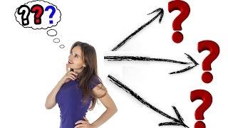 10 способов принять правильное решение если сомневаешься - Как сделать правильный выбор(Если ты мучаешься вопросом - Как принять правильное решение и хочешь научиться делать правильный выбор..., 2016-01-14T06:45:11.000Z)