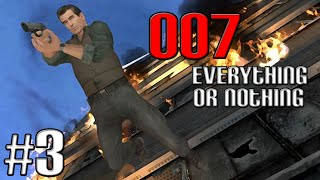 James Bond 007: Everything Or Nothing - Part 3 | Czech Let's Play
