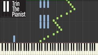Fur Elise (Para elisa) - Piano tutorial [Synthesia] + Sheets (partituras)