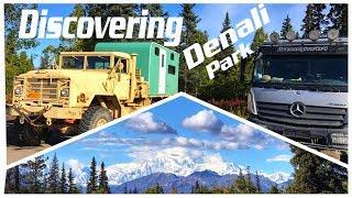 Hiking + Mount McKinley | Denali National Park, Alaska | Liveandgive4x4