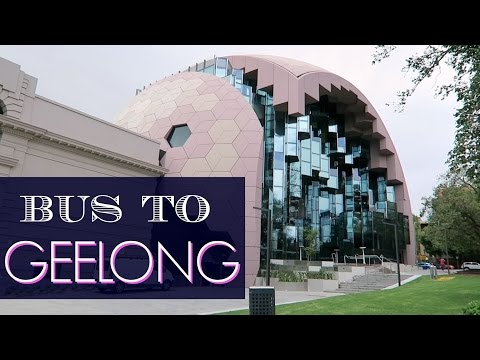 A SCENIC DAY TRIP // Geelong, Australia