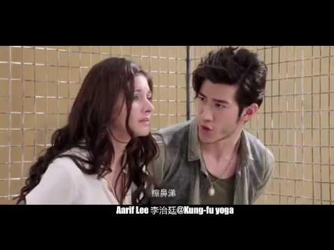 Aarif Lee 李治廷@Kung fu yoga (2017) Official Trailer
