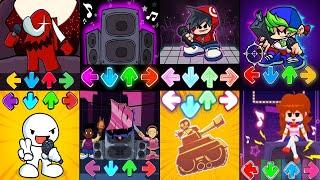 FNF Funky Town Music Adventure,FNF Music Battle: Original Mod,Funky Night Music Battle,FNF New Music