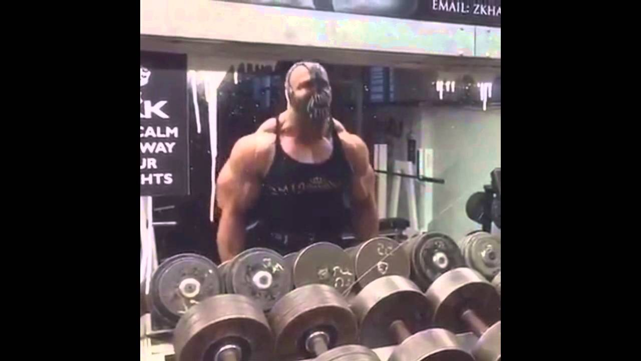 real bane workout youtube