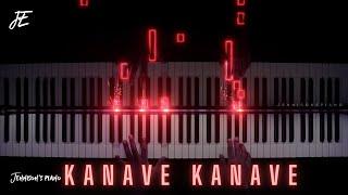 Kanave Kanave - Piano Cover   Anirudh Ravichander   Jennisons Piano