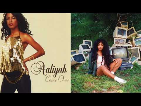 Aaliyah x SZA - Come Over For The Weekend (Mashup)