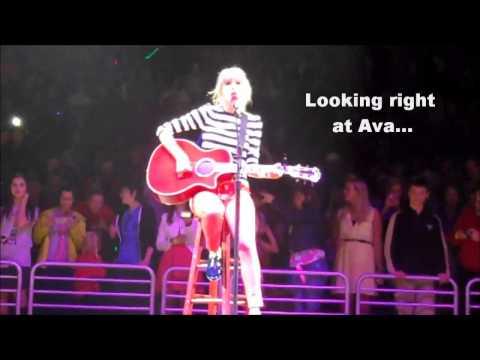 RED Club - Taylor Swift